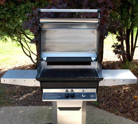 ... MHP TJK Series Portable Propane Gas Grill ...