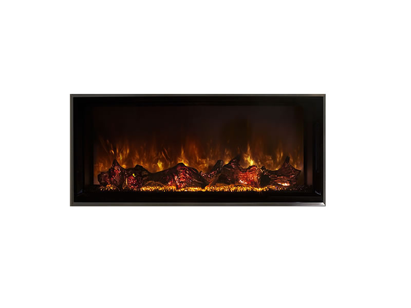 Modern Flames 40 Inch Landscape Fullview Electric Fireplace Fine 39 S Gas