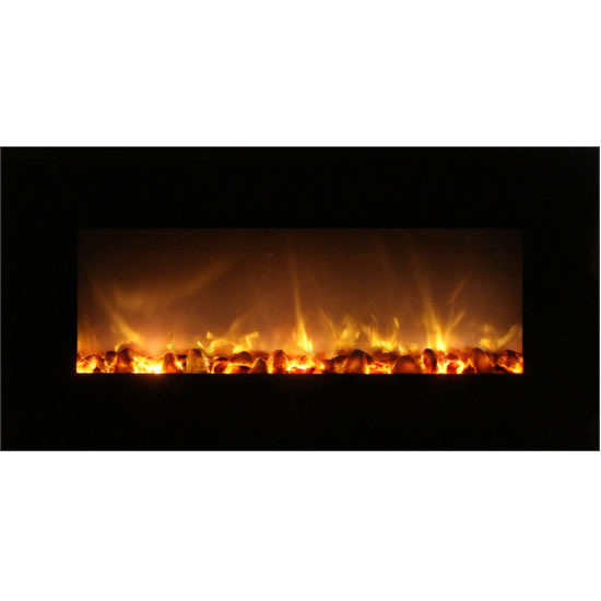 Modern Flames 43 Inch Linear Electric Fireplace Fine 39 S Gas
