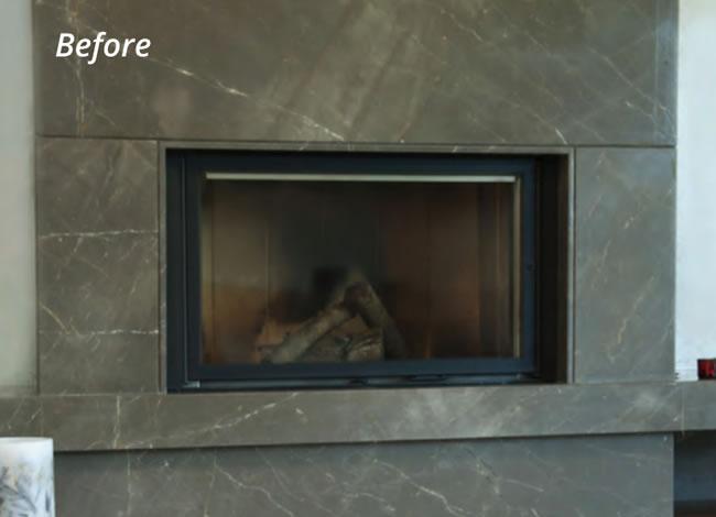 Wonderful ... Modern Flames Electric Fireplace Insert ...