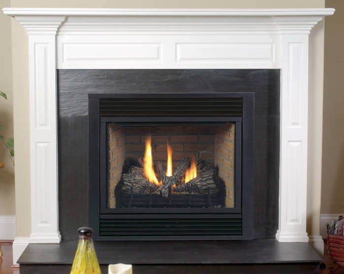 300dvb Direct Vent Fireplace By Majestic Fine S Gas