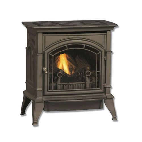 Gas Stoves - Ventless, Direct Vent, Propane, Natural Gas