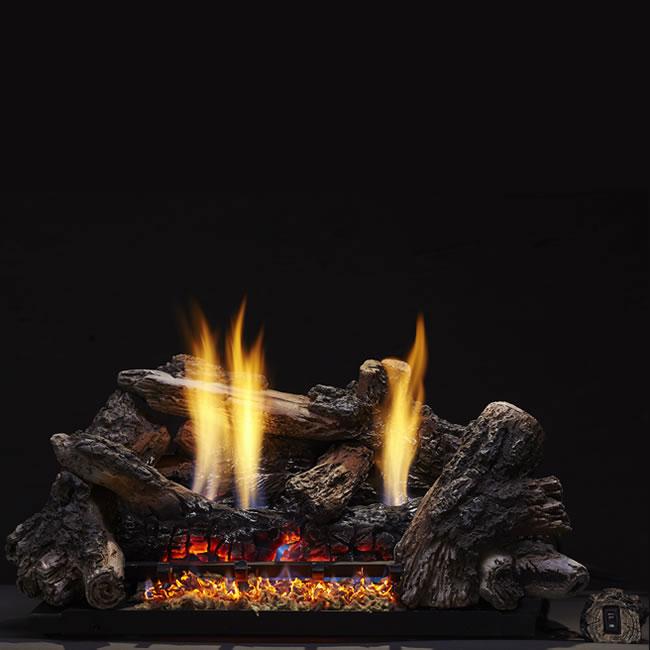 18 Quot Monessen Charisma Glow Getter Ventless Log Set Fine