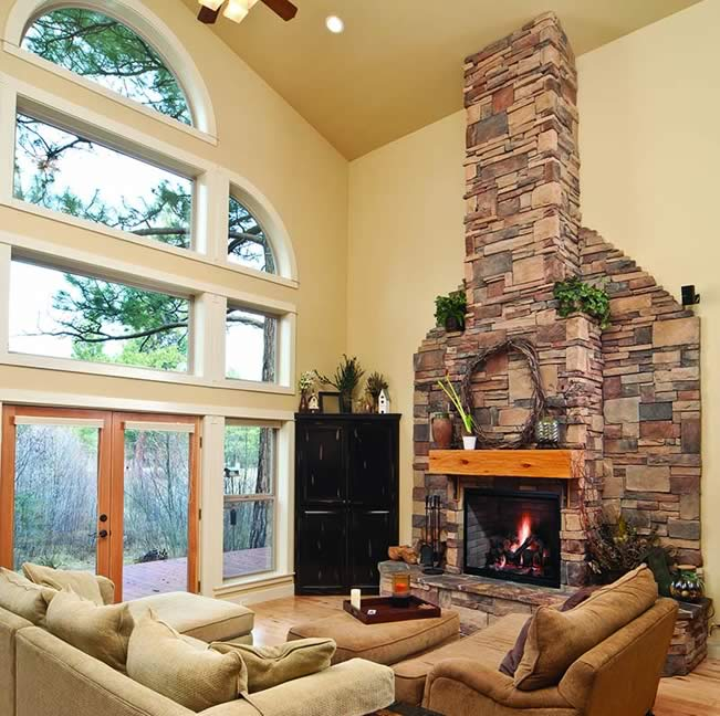 Biltmore 50 Quot Wood Burning Fireplace By Majestic Fine S Gas