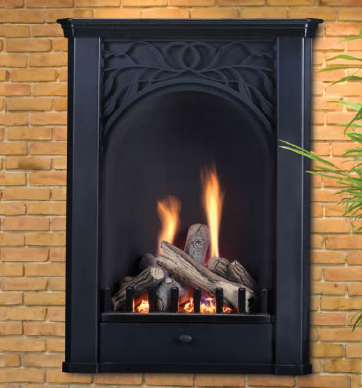 Monessen Parlor Ventless Fireplace