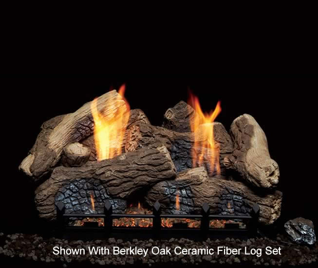 Monessen Berkley Oak 18 Inch Fine S Gas