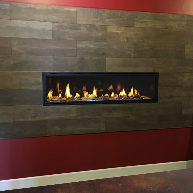 Majestic Wide View Echelon Ii Direct Vent Fireplace 60
