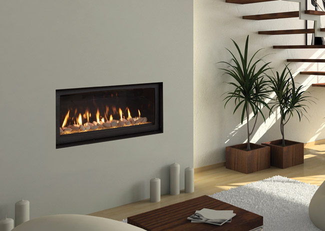 Monessen Wide View Serenade Direct Vent Fireplace | Fine's Gas