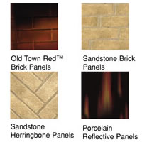 Napoleon Madison Brick Panels