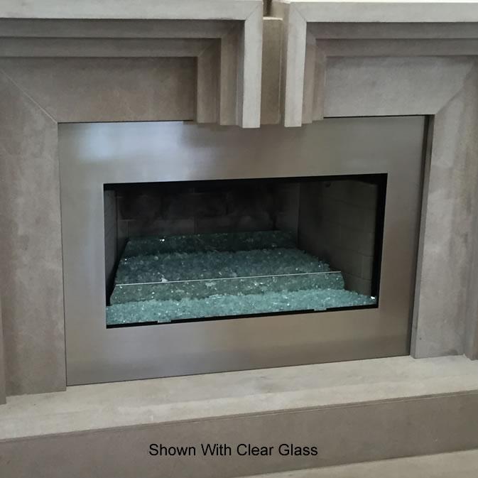 Rh Peterson 18 Inch Contemporary Vent Free Glass Burner