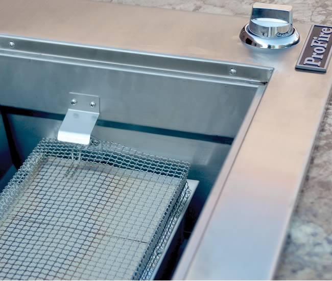 Profire Indoor Gas Grill Fine S Gas