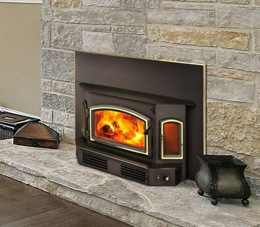 Quadra Fire 5100i Wood Burning Fireplace Insert Fine S Gas
