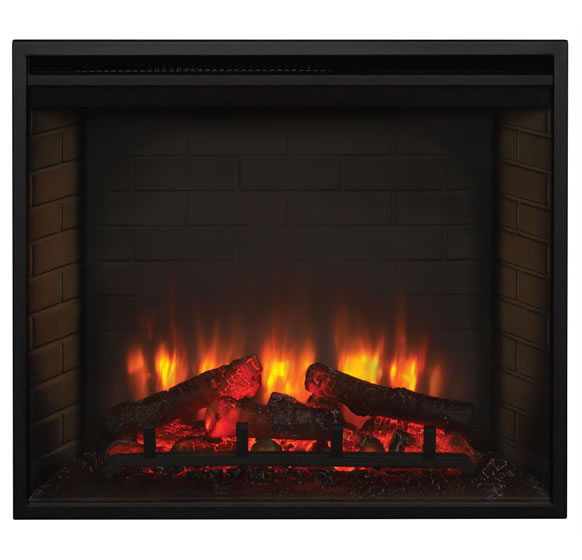 Simplifire 36 Quot Built In Electric Fireplace Fine S Gas