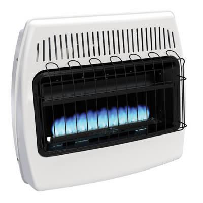 Superior 30 000 Btu Blue Flame Space Heater Fine S Gas