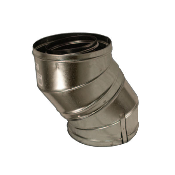 elbow kit for 8dm series vent pipe fine 39 s gas