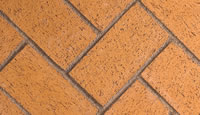 Red Herringbone Firebrick