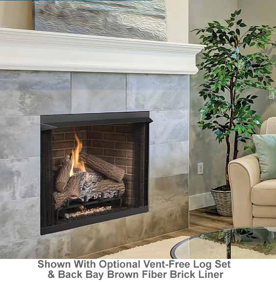 Superior Fireplaces 42 Quot Vent Free Firebox Fine S Gas
