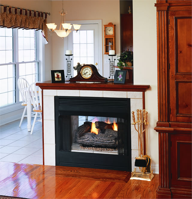 Superior Fireplaces Pre Fab Real Masonry Fine S Gas