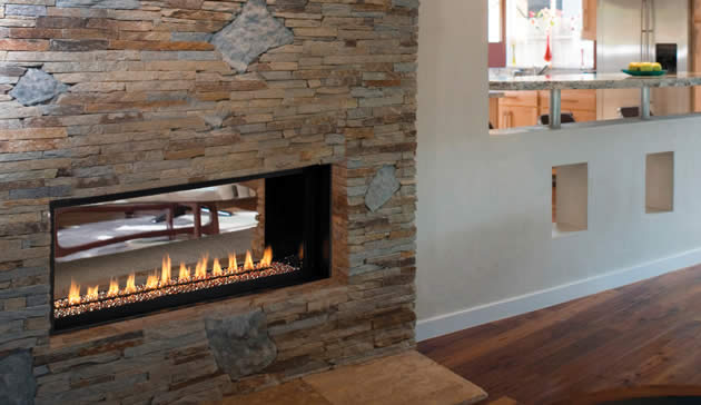 ... Luminary Linear Vent-Free Gas Fireplace - Superior Vent-Free Linear Luminary Fireplace Fine's Gas