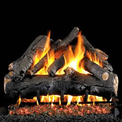 Ventless Gas Logs · Vented Gas Logs