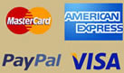Credit Cards And PayPal
