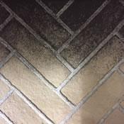 "Tahoe Deluxe 36"" Herringbone Brick Liner"