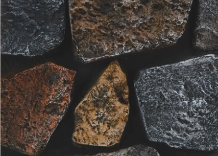 Old World Stone Brick Liner