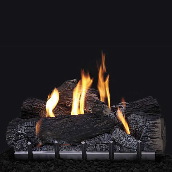 24 inch wildwood outdoor gas log set electronic ignition fine 39 s gas