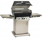 Broilmaster Premium P3SX Grill With Storage Cart & Side Burner