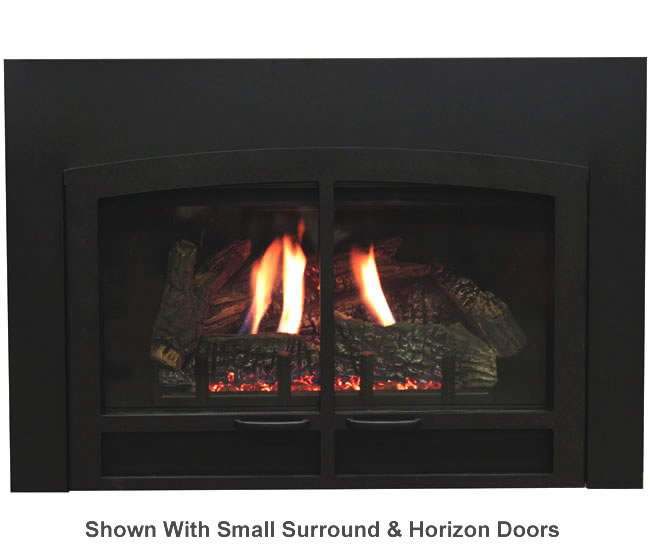 White Mountain Hearth Innsbrook Large Direct Vent Insert