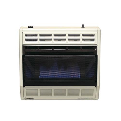 Empire Vent Free Gas Space Heater 30 000 Btu Blue Flame