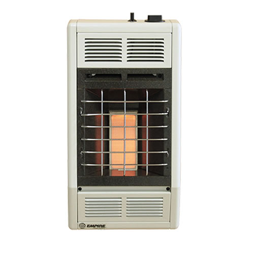 Empire Infrared Vent Free Gas Space Heaters 10 000 Btu