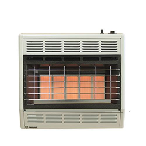 Empire Vent Free Infrared Space Heater 30 000 Btu