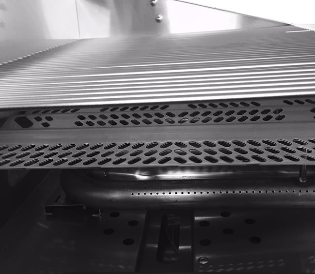 American Outdoor Grill In Ground Grill With Interior