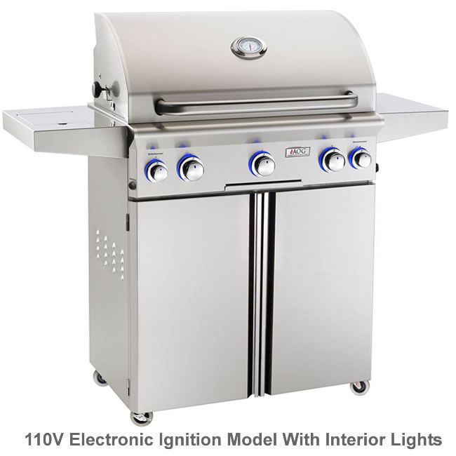 """30"""" Portable Gas Grill"""
