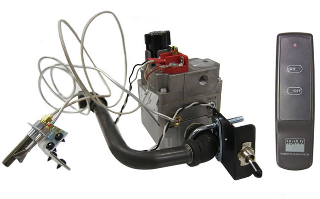 Peterson Gas Log High Capacity Valve With Remote Fine S Gas