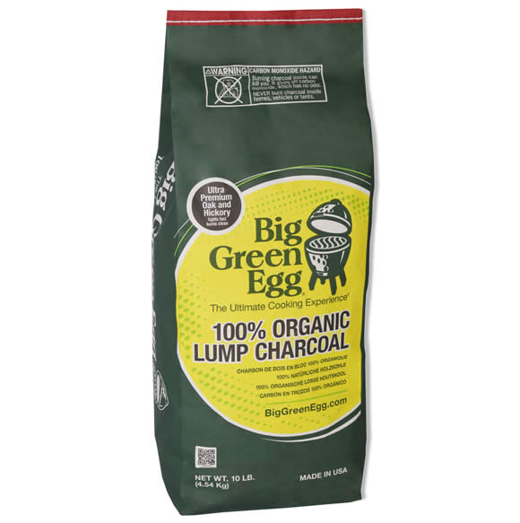 Big Green Egg Lump Charcoal Fine S Gas