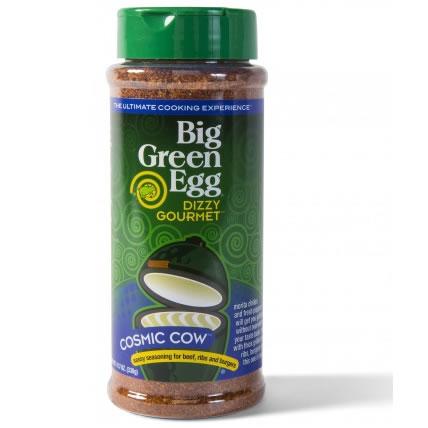 Big Green Egg Cosmic Cow Seasoning Fine S Gas