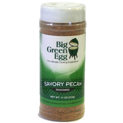 Big Green Egg Pecan Seasoning Fine S Gas