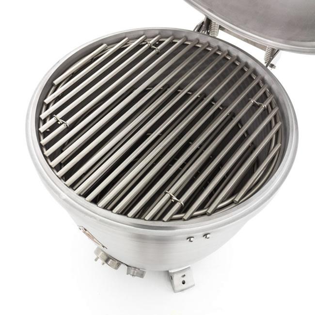 Blaze Kamado Charcoal Grill Fine S Gas