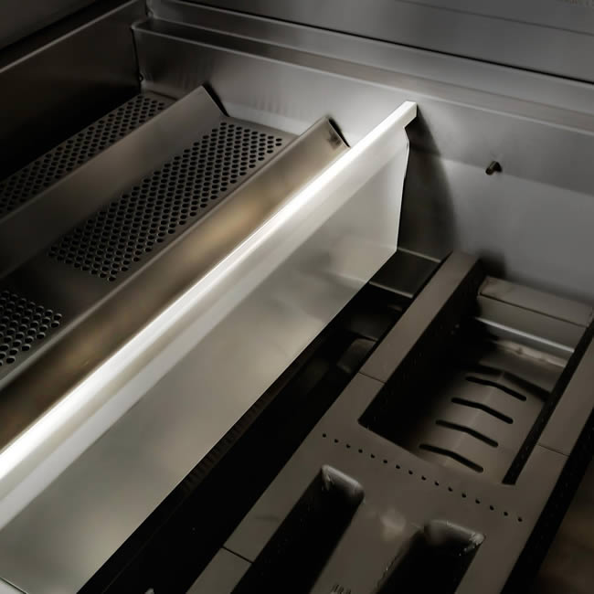 Blaze Grills 27 Quot Professional Series Built In Fine S Gas