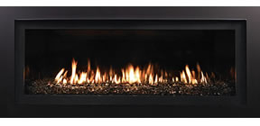 Boulevard Fireplace 2 Inch Rectangle Front