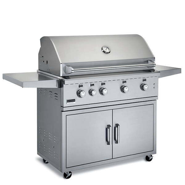 Broilmaster 42 Inch Stainless Cart Grill