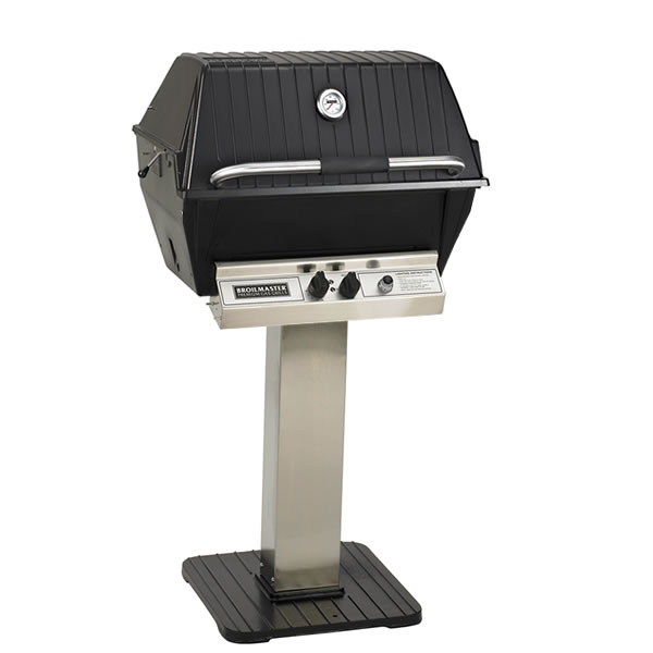 Broilmaster Grill P4x With Stainless Patio Post Fine S Gas