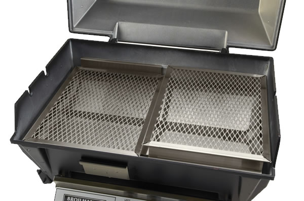 Broilmaster Q3 X Smoker Gas Grill Package Fine S Gas