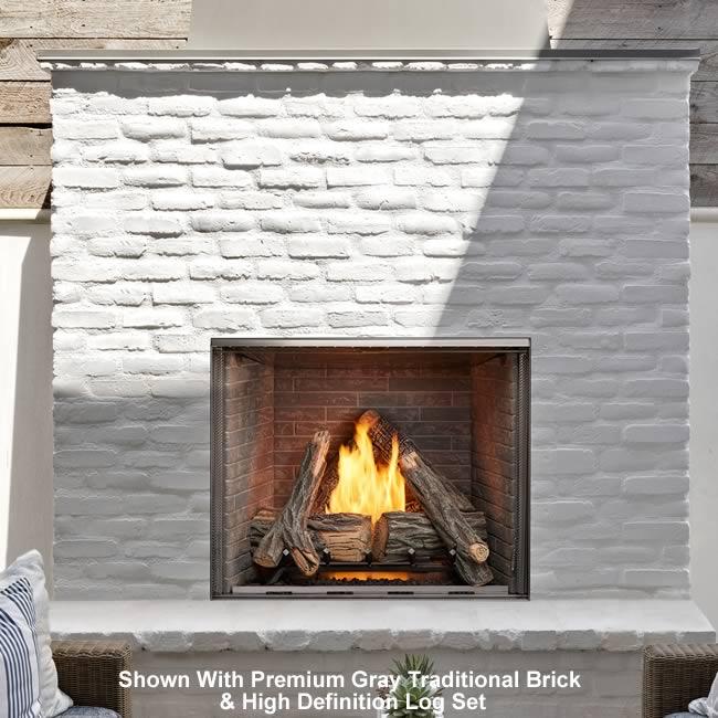 Courtyard Outdoor Fireplace Fine S Gas