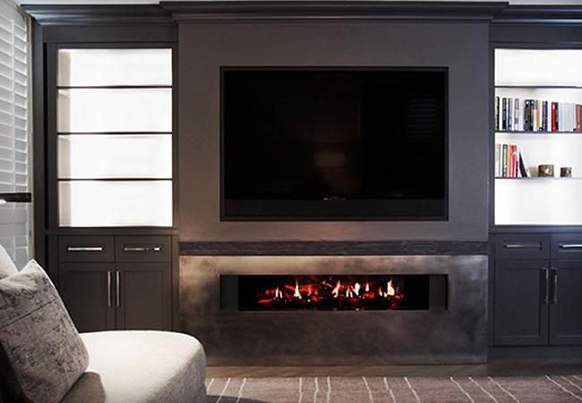 Dimplex Opti V Duet Electric Fireplace Fine S Gas