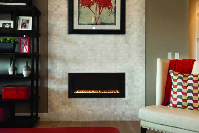 Boulevard Sl Vent Free Linear Fireplace Fine S Gas