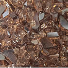 Empire Copper Reflective Crushed Glass