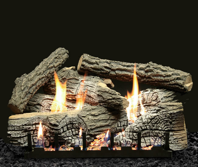 Empire Super Wildwood 30 Inch Vent Free Gas Log Remote Ready